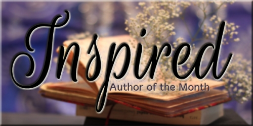 Author of the Month featured Image